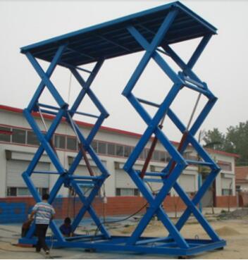 作为广州升降机货梯厂家,励道为何能够在市场存活?