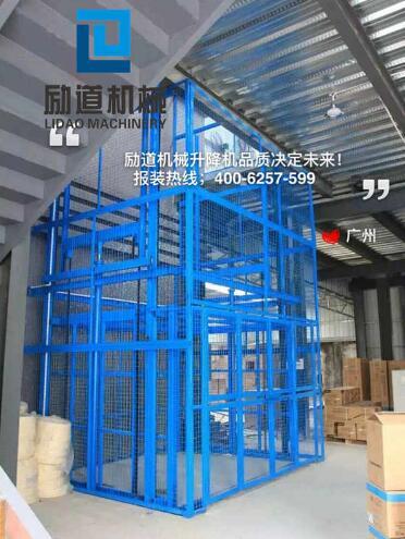 怎么样的广州升降机货梯才受用户们欢迎