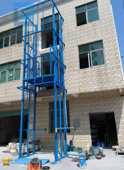 液压升降机升降系统出现不稳定的主要原
