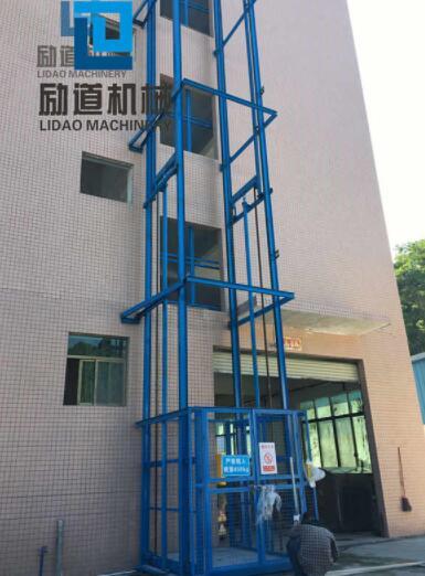 广州升降平台的操作注意事项