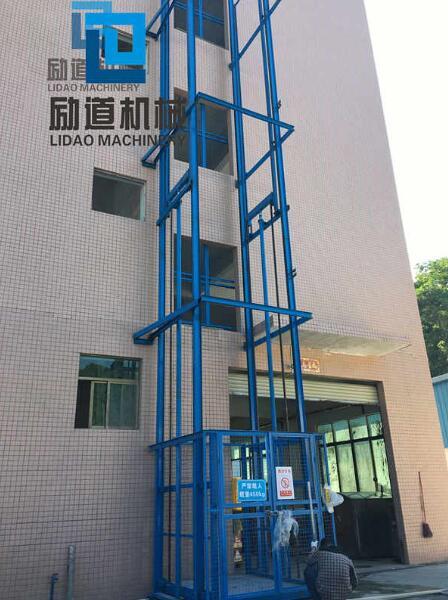 升降机货梯质量该怎么去进行辨别?