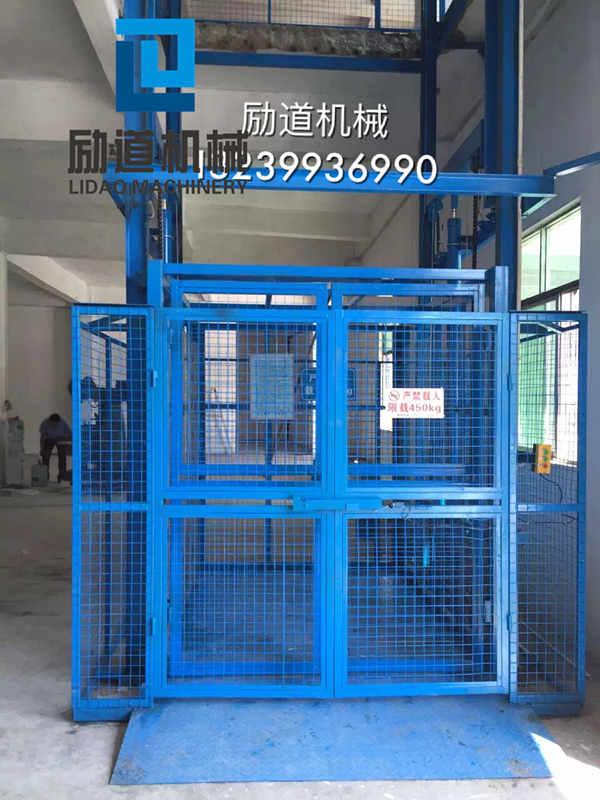 轨道液压货梯厂家