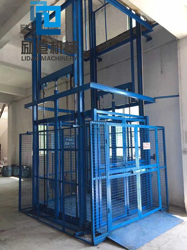 4层升降机货梯厂家